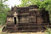 Ruiny starożytnych Siam, Mueang Boran lub Ayutthaya w Azji Bangkok, Tajlandia — Zdjęcie stockowe