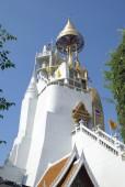 Wat Intharawihan, Wat Intharavihan, Wat Rai Phrik in Bangkok, Thailand, Asia — Stock Photo