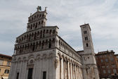 San Michele in Foro in Lucca — Stock Photo