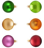 Baubles. — Stock Photo