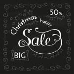 Sale hand drawn design — Stock Vector #60463345