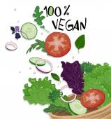 Salad bowl — Stock Vector