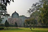 Architecture of Humayun's Tomb, — Stock Photo
