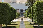 Sheikh Zayed Bin Sultan Al Nahyan Mosque in Abu Dhabi — Stock Photo