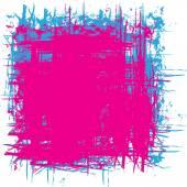 Neon grunge backgrond — Stock Vector