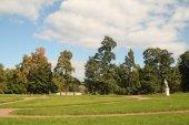 Gatchina Palace and Park — Stock Photo