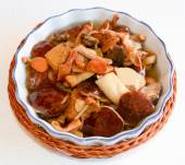 Italian mushrooms — Stock Photo
