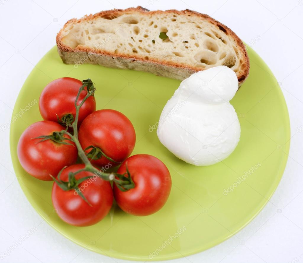 Помидоры с черным хлебом диета