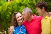 Family2 — Foto de Stock
