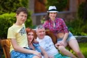 Family2 — Stock Photo