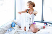 Pregnancy status2 — Stock Photo