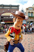 Woody — Stock Photo