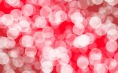 Blurred bokeh with abstract red background layout design, web te — Foto de Stock