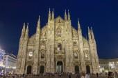 Milan, Italia, el Duomo — Foto de Stock