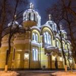 St. Vladimir cathedral in Kiev, Ukraine — Stock Photo #59753845