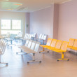 Empty and clean waiting room — Stock Photo #78861828