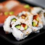 California Sushi Roll 2 — Stock Photo #53332523