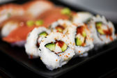 California Sushi Roll 2 — Stock Photo