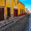 San Miguel de Allende, Mexico — Stock Photo #53270659