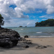 Beach at Manuel Antonio National Park, Costa Rica — Stock Photo #53272499