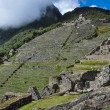 View over Machu Picchu Inca ruins, Peru — Stock Photo #53273545