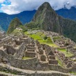 View over Machu Picchu Inca ruins, Peru — Stock Photo #53273563