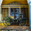 Old carriage at Historical German Museum of Valdivia, Chile — Stock Photo #53275063