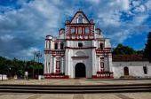 Church of Chiapa de Corzo, Mexico — Stock Photo