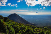 Izalco Volcano from Cerro Verde National Park, El Salvador — Stock Photo