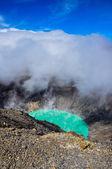 Kráter volcan santa ana, cerro verde národní park, el salvad — Stock fotografie