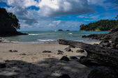 Beach at Manuel Antonio National Park, Costa Rica — Stock Photo