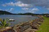 ポルトベロの古い要塞パナマ — ストック写真