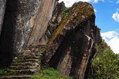 Huayna Picchu Inca ruins, Peru — Stock Photo