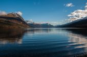 Landscapes of Tierra del Fuego, South Argentina — 图库照片