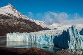Beautiful landscapes of Perito moreno Glacier, Argentina — Stock Photo