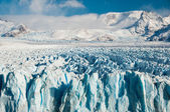 Beautiful landscapes of Perito moreno Glacier, Argentina — ストック写真