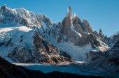 Spectacular Cerro Torre, Fitz Roy, Argentina — Stockfoto