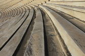 Lines Olympic Stadium, background — Stock Photo