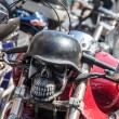 Motorcycle parade in Plovdiv, Bulgaria — Stock Photo #68809409