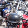 Motorcycle parade in Plovdiv, Bulgaria — Stock Photo #68809423