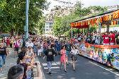Plovdiv Dance carnival — Stock Photo