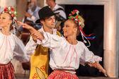 21-st international festival in Plovdiv, Bulgaria — Stock Photo