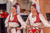 21-st international festival in Plovdiv, Bulgaria — Stock Photo