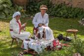 11-th national Festival of the Bulgarian Folklore — Stock Photo