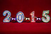 Nytt år — Stockfoto