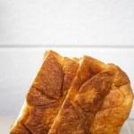 Постер, плакат: Japanese premium bun long squre Danish bread mild