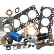 Many parts — Stock Photo #54046909