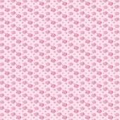 Roses pattern — Stock Photo