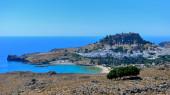 City of Lindos, Greece — Photo