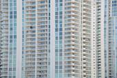 Las Vegas Apartments — 图库照片